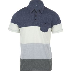 Stoic Colorblocked Polo Shirt - Men's