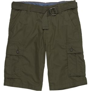 Stoic Boston Ripstop Belted Short - Men's