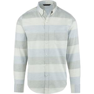 Stoic Plaid Button Down Shirt - Long Sleeve - Men's