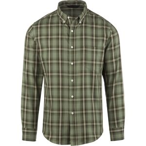 Stoic Plaid Button Down Shirt - Men's