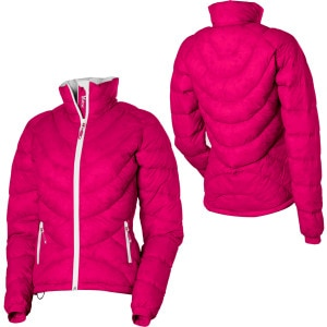 photo: Stoic Women's Luft Down Sweater down insulated jacket