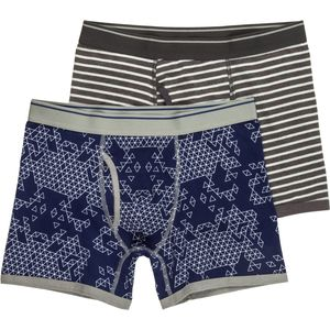Stoic Tri-Blend Boxers 2-Pack - Men's