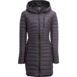 Stoic Long Down Jacket - Women's Cheap