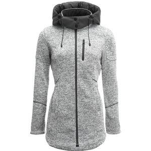 Stoic Long Sweater Fleece Jacket - Women's