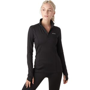 Stoic Midweight 1/4 Zip Baselayer Top - Women's