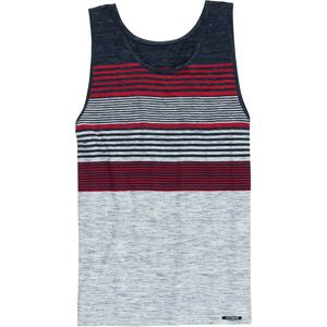 Stoic Steel Stripe Tank Top - Men's