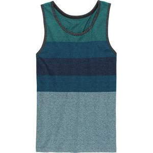 Stoic Oceanside Colorblock Tank Top - Men's