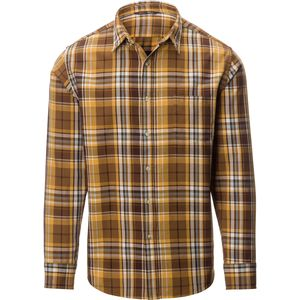 Stoic Woodshop Flannel Shirt - Long-Sleeve - Men's