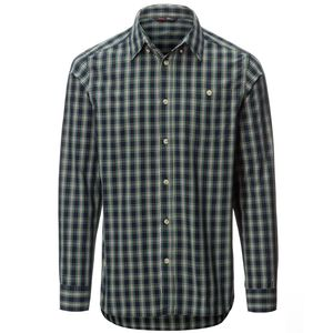 Stoic Hillside Plaid Shirt - Long-Sleeve - Men's