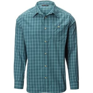 Stoic Mallard Plaid Shirt - Long-Sleeve - Men's