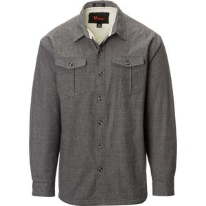 Stoic Headwall Sherpa Shirt Jacket - Men's