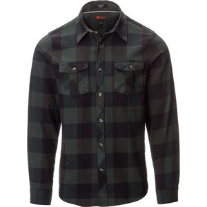 Stoic Evergreen Flannel Shirt - Men's