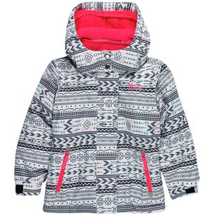 Stoic Nordic Printed Ski Jacket - Girls'