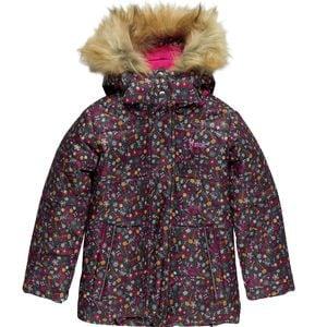 Stoic Wildflower Printed Ski Jacket - Girls'