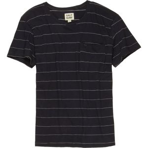 Salt Surf Stripe Pocket T-Shirt - Short-Sleeve - Men's