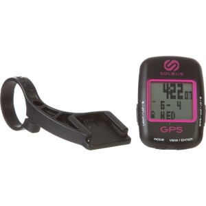 Soleus GPS Draft 1.0 with Bar Fly Mount