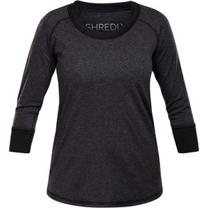 SHREDLY the HONEYCOMB 3/4 Jersey - Women's