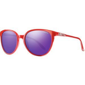 Smith Cheetah Sunglasses - Women's