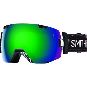 Smith Abma Signature I/O X Goggles with Bonus Lens