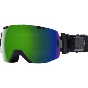 Smith I/O X Elite Turbo Fan Goggle - Chromapop