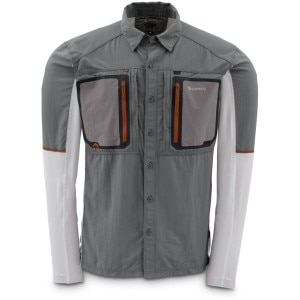 Simms Taimen Tricomp Shirt - Long-Sleeve - Men's