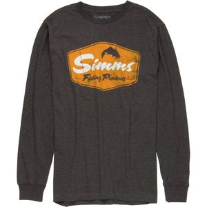 Simms Fishing Products T-Shirt - Long-Sleeve - Men's