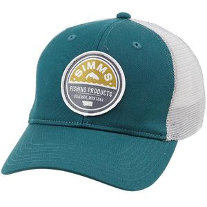 Simms Patch Trucker Hat