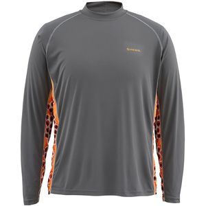 Simms Solarflex Artist Series Crew - Long-Sleeve - Men's