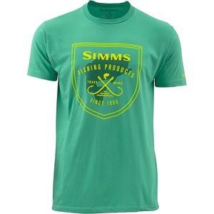 Simms Bass Tech Shield T-Shirt - Short-Sleeve - Men's