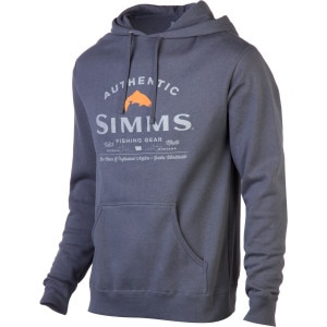Simms Badge of Authenticity Pullover Hoodie - Men's
