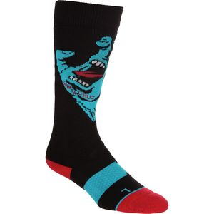 Stance Screaming Hand Lightweight Snowboard Sock - Boys'