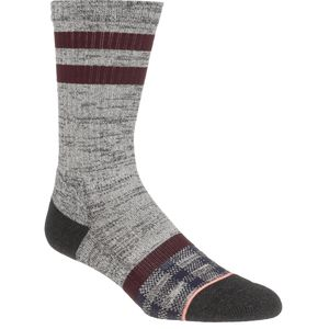 Stance Patchwork Classic Crew Sock - Women's
