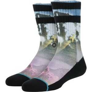 Stance Grand Cascades Athletic Light Crew Sock - Boys'