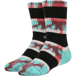 Stance Blown Out Athletic Light Crew Sock - Boys'