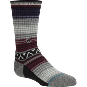 Stance Entitlement Classic Light Crew Sock - Boys'