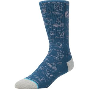 Stance Lonesome Classic Light Crew Sock