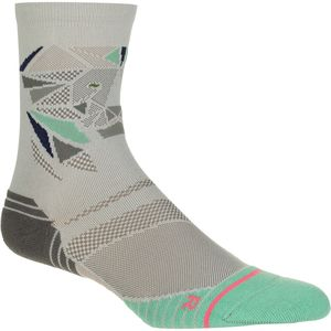 Stance Fleshman Crew Run Socks - Women's