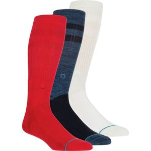 Stance Solid Gift Box Socks - 3-Pack - Men's