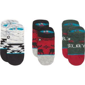 Stance Toboggan Socks - 3-Pack - Infant Boys'