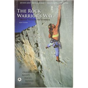 Sharp End Books The Rock Warrior's Way Book