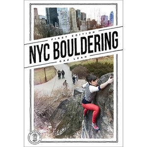 Sharp End Books NYC Bouldering Book