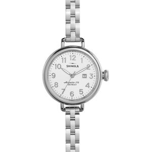 Shinola Birdy 34mm Bracelet Watch - Women's