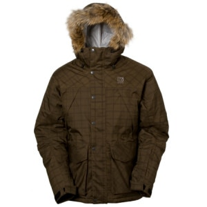 photo: 66°North Porsmork Down Parka down insulated jacket