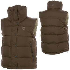 photo: 66°North Women's Laugavegur Vest down insulated vest
