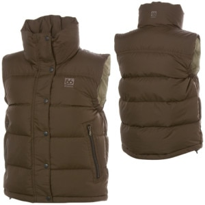 photo: 66°North Men's Laugavegur Vest down insulated vest