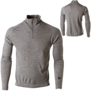 photo: 66North Men's Basar Zip Neck