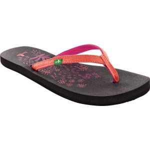Sanuk Yoga Joy Flip Flop - Girls'