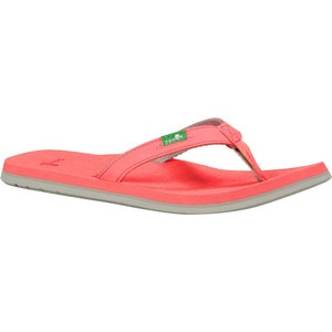 Sanuk On The Rocks Flip Flop - Women's