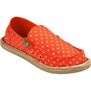 Sanuk Hot Dotty Shoe - Toddler Girls'