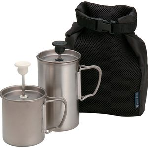Snow PeakCafe Latte Set